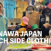 OKINAWA JAPAN BEACH SIDE CLOTHINGS Southern deli agoo(サザンデリ・アグ〜)