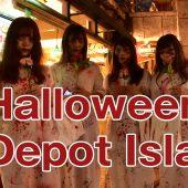 Happy Halloween in Depot Island.
